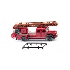 Wiking 086233 Feuerwehr - Drehleiter DL 25h (Magirus)