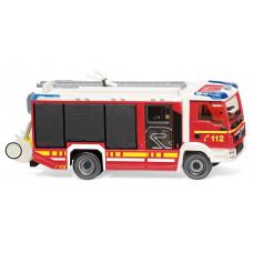 Wiking 061244 Feuerwehr - AT LF (MAN TGM Euro 6/Rosenbauer)