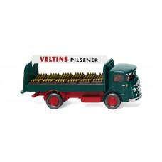 """Wiking 047602 Getränke-Lkw (Büssing 4500) """"Veltins"""""""