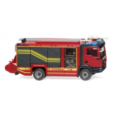 Wiking 061245 Feuerwehr - AT LF (MAN TGM Euro 6/Rosenbauer)