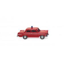 Wiking 086146 Feuerwehr - Opel Rekord `60