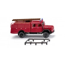 Wiking 086337 Feuerwehr - TLF 16 (Magirus)