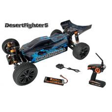 df 3155 DesertFighter 5 Buggy - brushed RTR