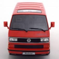 KK-Scale 180203 VW-Bus T3 Redstar